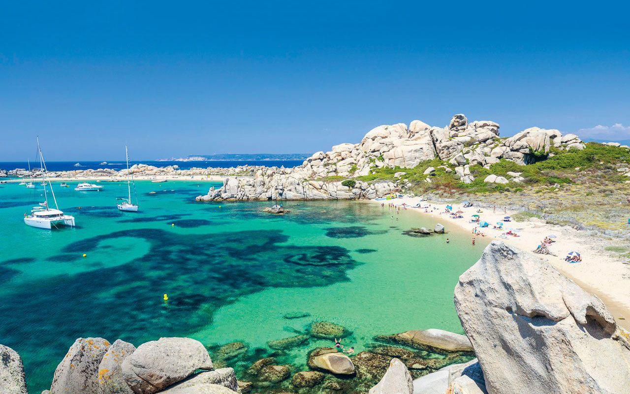 Campings Corse du Sud