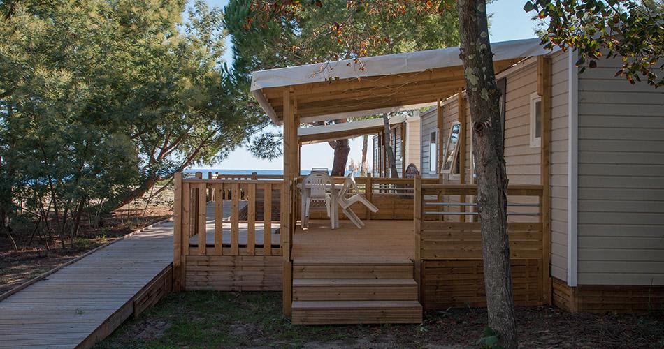 bungalow de luxe Merendella