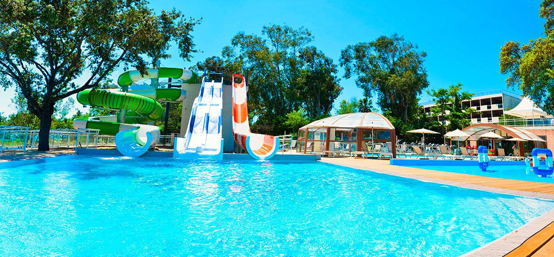 parc aquatique Corse
